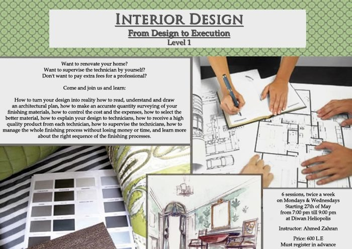 Want To Renovate Your Home Without Any Additional Costs? Learn How To Turn  Your Design Into Reality By Joining The Interior Design Course At Diwan ...