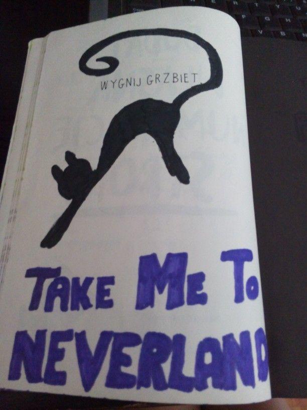 Take Me To Neverland..