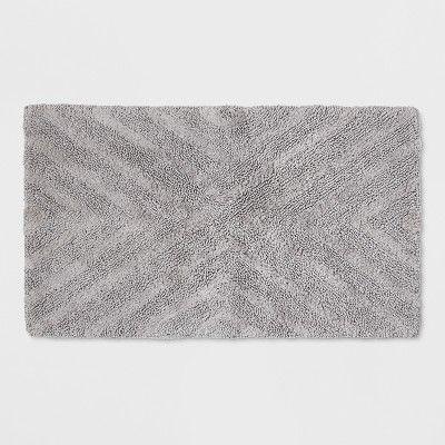 solid bath rug drizzle gray project 62 nate berkus target rh pinterest com