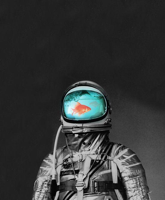 KONING — Underwater astronaut by Budi Kwan