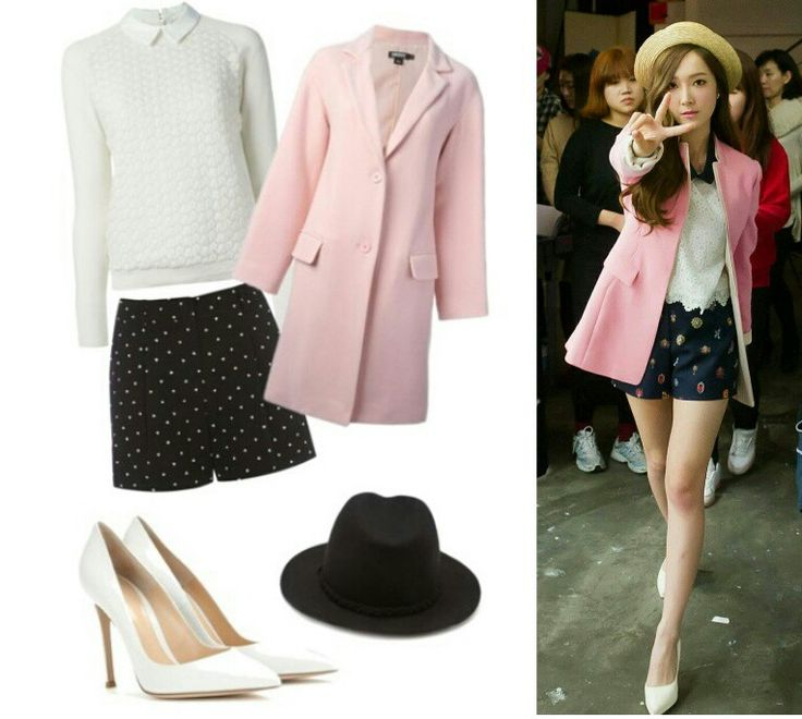 Jessica's fashion style #jessica #snsd