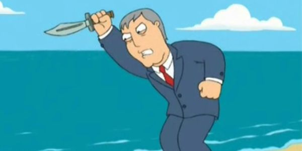 The Blunt, Perfect Reason Adam West Played Himself On Family Guy #FansnStars
