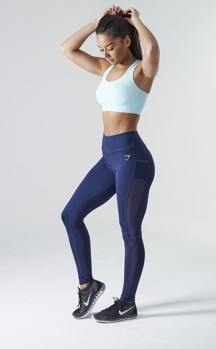 Gymshark DRY Sculpture Leggings - Midnight Navy Gymshark Discount Codes here - www.voucherix.co.... Leggings - amzn.to/2id971l Clothing, Shoes & Jewelry - Women - Fitness Women's Clothes - http://amzn.to/2jVsXvf