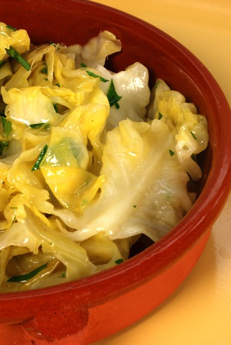 Pickled Cabbage