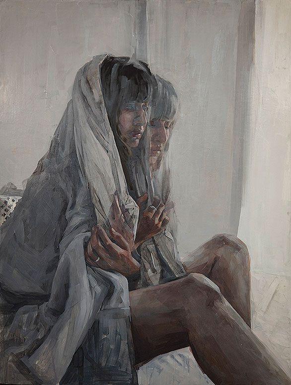 "Christine Wu's""Sleepless"" at Thinkspace Gallery.... - SUPERSONIC ART"