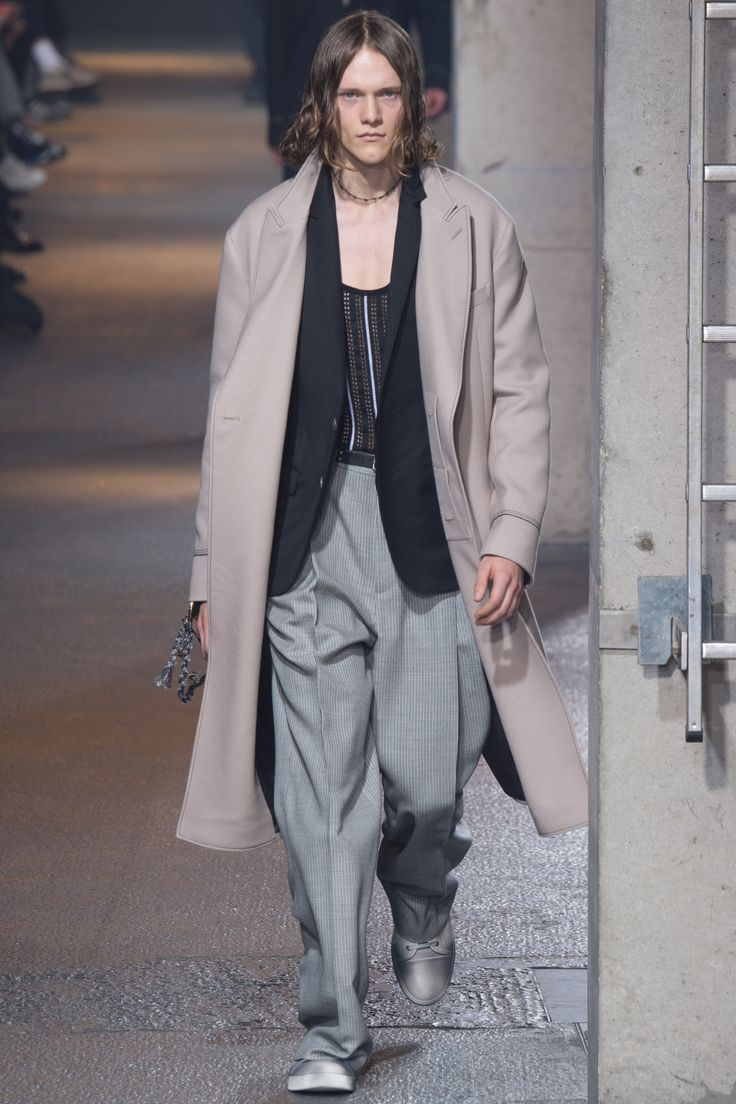Lanvin Fall 2016 Menswear Collection Photos - Vogue