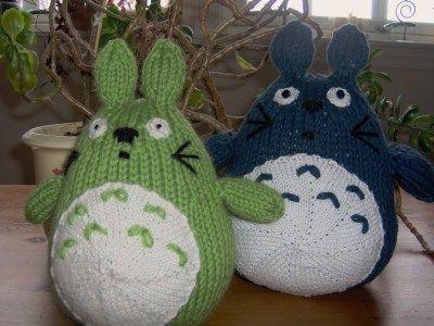 Amigurumi Patterns Free Knitting : FREE Totoro Amigurumi Knitting Pattern and Tutorial FREE ...