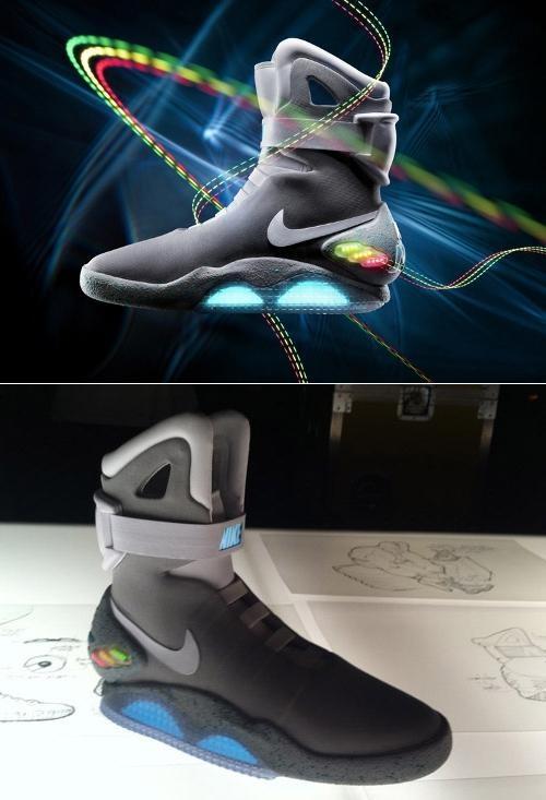 Nike Air Mag (AKA Back to the Future, AKA Marty McFly)