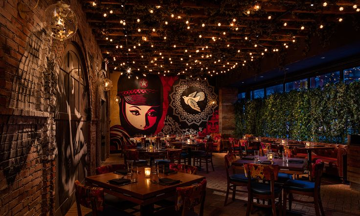 Vandal, a Street Art–Themed Eatery on the Bowery