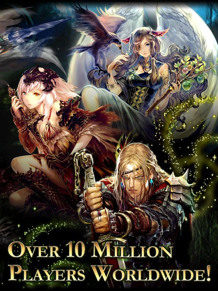 Rage of Bahamut - iOS Store Store Top Apps | App Annie