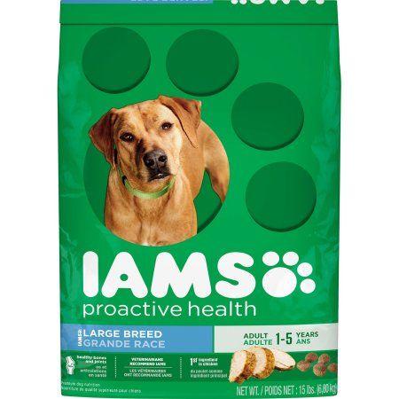 Iams Proactive Health Adult Large Breed Dog Nutrition Dog Food