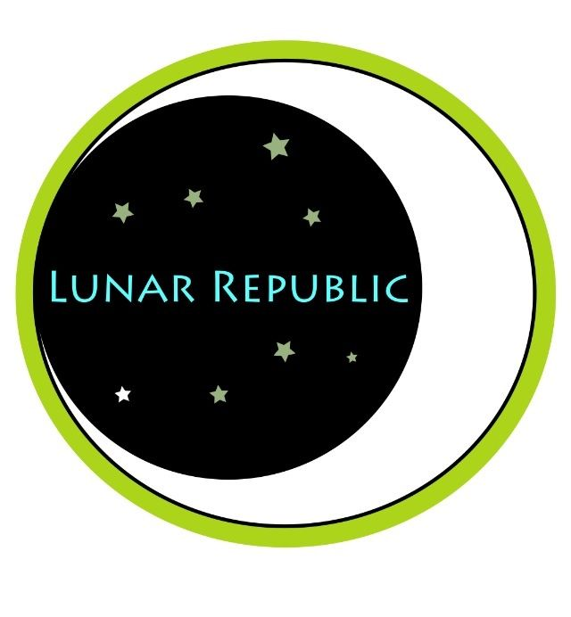 """By Dani. """"This logo was inspired by the beauty of a crescent moon, because of the magic they use to show only what they want you to see, like in this moon that as it isn't full, it doesn't show the whole truth."""""""