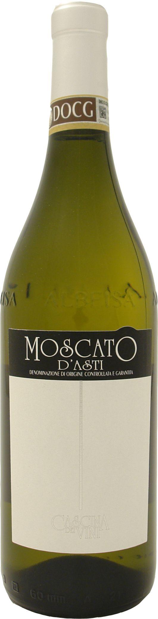 Moscato d'Asti DOCG - Cascina dei Vini - Bernard - Il Sapore della Natura