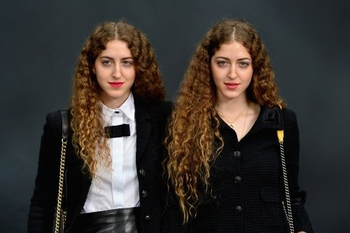 Sama and Haya Khadra Share Their Curly Hair Tips - Vogue Daily - Fashion and Beauty News and Features - Vogue