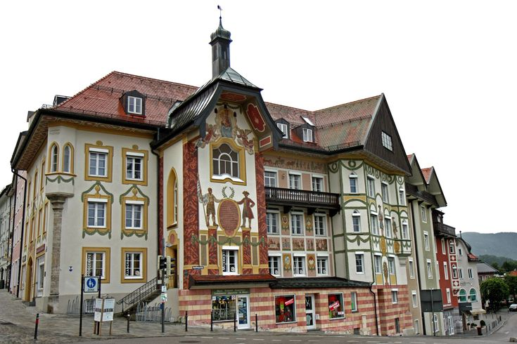 Bad Tölz ~ Bavaria ~ Germany