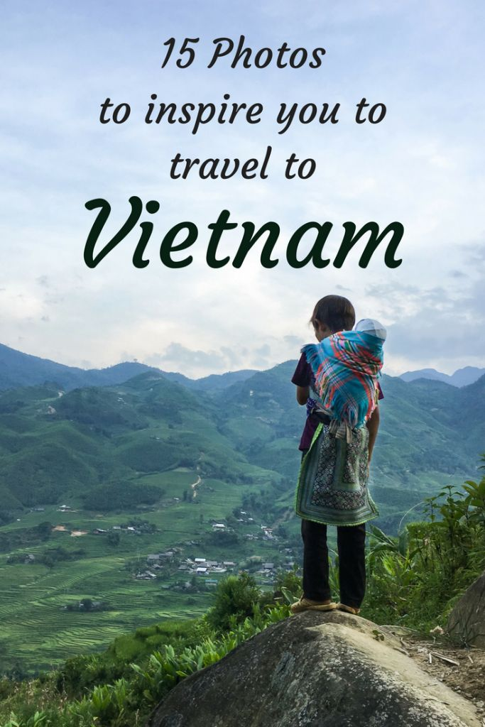 15 Photos to Inspire You to Travel to Vietnam | For more travel tips visit Living to Roam | livingtoroam.com