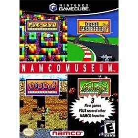 Namco Museum - GameCube Game