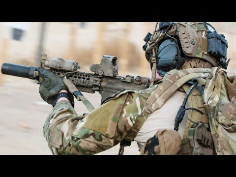 US Special Force in Action During Heavy Close Quarters Combat - US/Chilean Special Force Training - YouTube