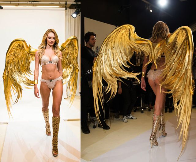 Love Happens Blog - Haute Couture: The Making of Victoria's Secret Wings - from: http://www.bykoket.com/blog/haute-couture-making-victorias-secret-wings/