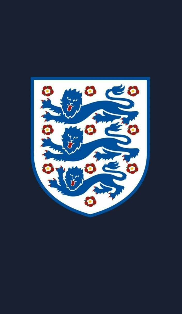 England Crest Wallpaper In 2020 England Football Team England National Football Team England Football