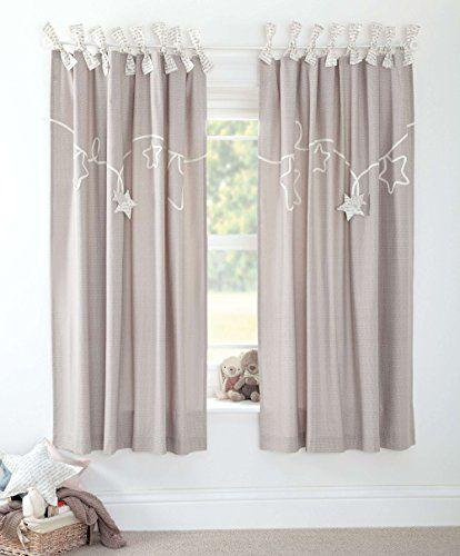 Mamas & Papas Millie and Boris Lined Tie Top Curtains 132... https://www.amazon.co.uk/dp/B00MTTEW4A/ref=cm_sw_r_pi_dp_x_jjO8xbG6JSE8V