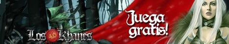 JUGAR KHAN WARS - JUEGO DE ESTRATEGIA ONLINE GRATIS