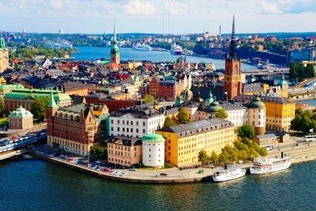 SCANDINAVIA: 4 kapitály ZYOGNE Fjord v Berlíne a Prahe
