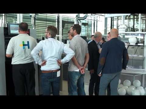 Heidelberg 'in Yeni Marka Kimliği - Matbaa Teknik