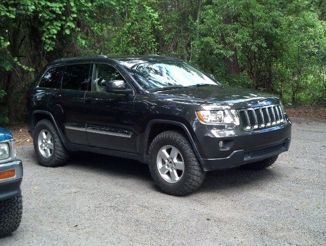 Best 2012 Jeep Grand Cherokee Tire Size