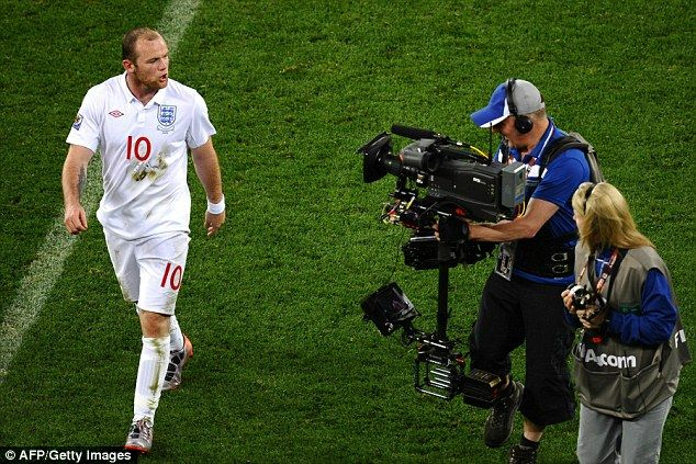 The Manchester United forward criticised England fans live on TV for booing the Three Lions
