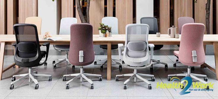 HAG Sofi ergonomische bureaustoel met Mesh bekleding