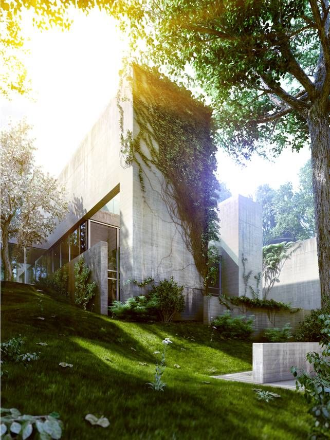 Normafa House - Evermotion.org