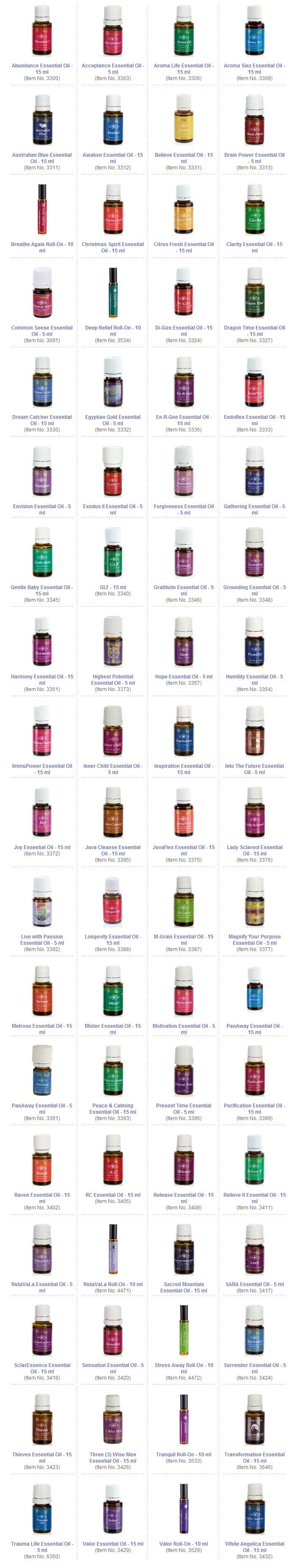 720 Best Young Living Essential Oils 1650372 Images On Pinterest