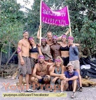 "Survivor Marquesas (TV) (2002) , Survivor Marquesas - Soliantu Buff-the man whose name seems synonymous with Survivor :""Boston"" Rob"