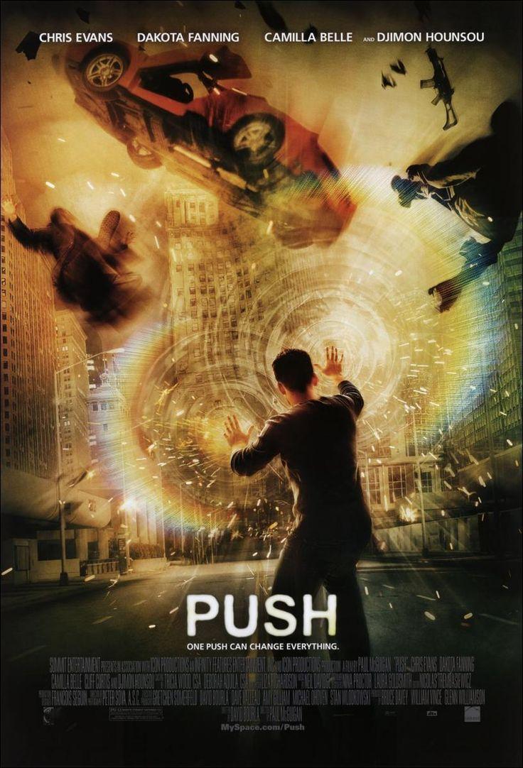 Resultado de imagen para Push pelicula