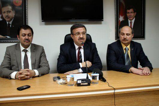 Ak Parti'de 5 ilçenin adayları açıklandı