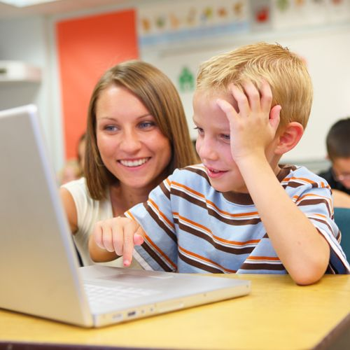 101 Websites That Every Elementary Teacher (And mom!) Should Know About a compilation of on line learning sites