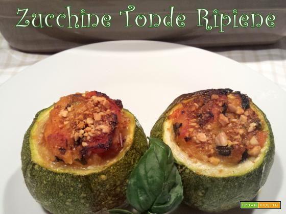 Zucchine Tonde Ripiene: è tornato il Sole!