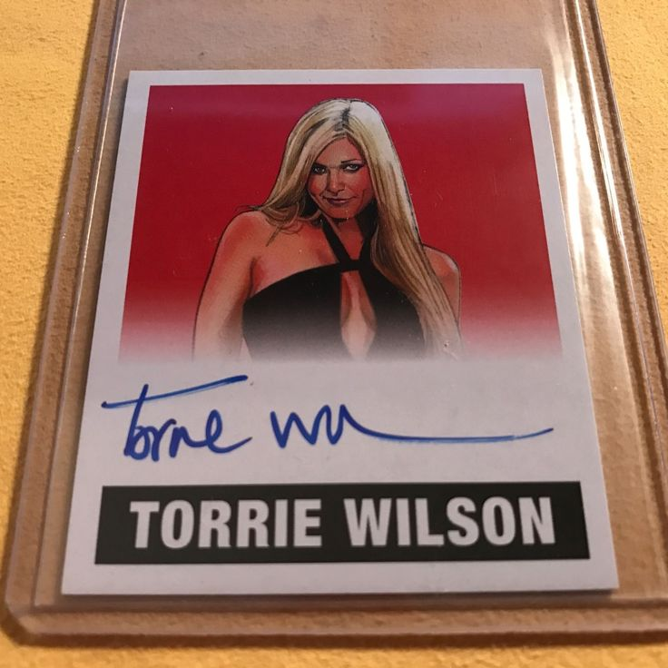 Wrestling Cards 183435: Torrie Wilson 2017 Leaf Originals Wrestling Autograph On-Card Auto Red Nwo 10 10 -> BUY IT NOW ONLY: $34.97 on eBay!