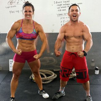 Even the most muscular women contain more body fat than the most muscular men.