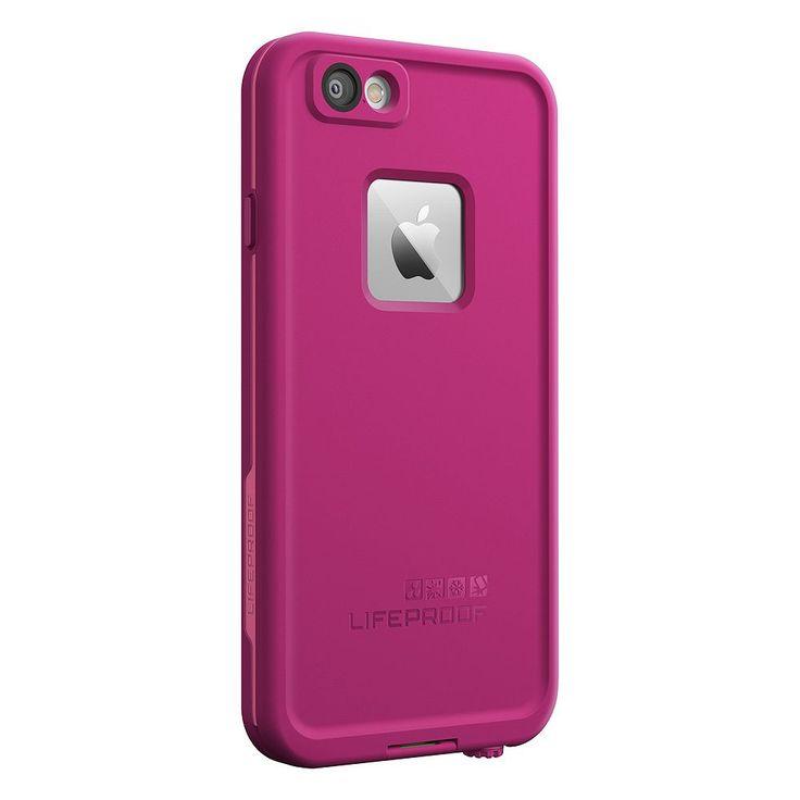 LifeProof FRE Waterproof iPhone 6 Case, Pink