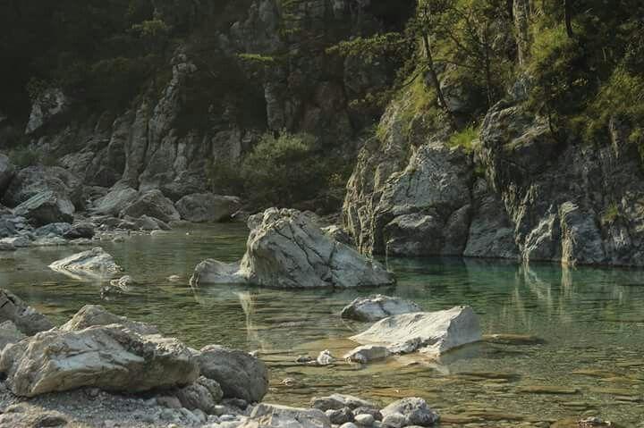 River Palar - Alesso di Trasaghis- Italy ph.Sabrina Bodigoi