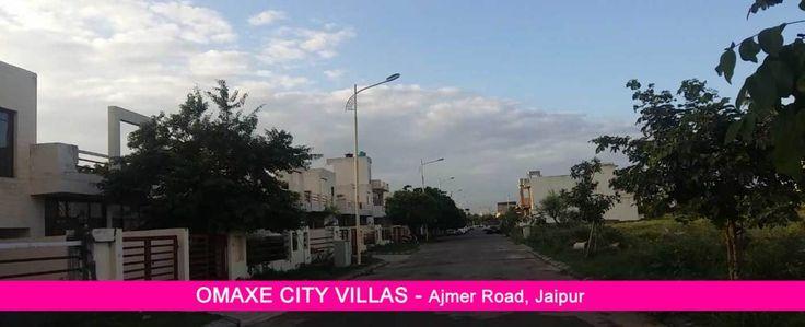 172 Sq Yds Villas Omaxe City Jaipur