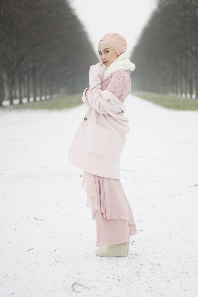 God! Love this post!!! THE BABY PINK by #IndahNadaPuspita