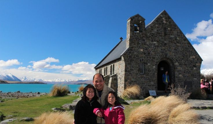 As a migrant and pilgrim in search of a place of peace and happy living for my family, South Canterbury is the best place to begin.  Isn't i...