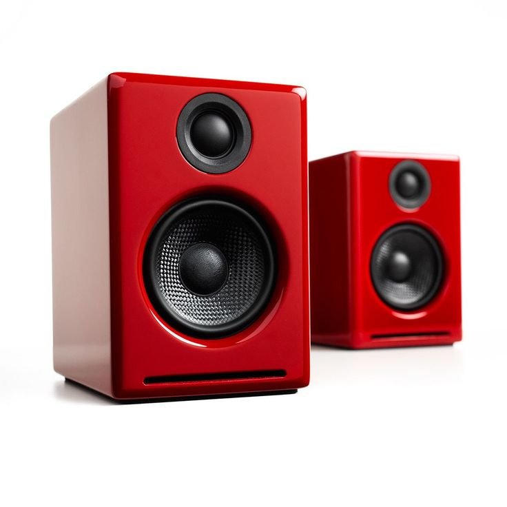 A2+ Powered Desktop Speaker System