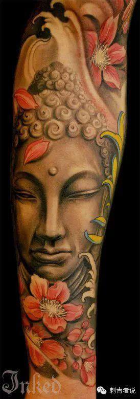 Tatuajes de la flor del loto, significado, colores e ideas | Belagoria | la web de los tatuajes