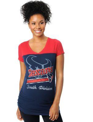 ... Motherhood Maternity Houston Texans NFL Maternity T Shirt ... fee67ec59