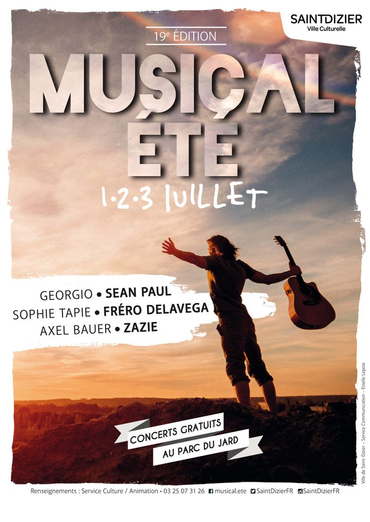 festival 2 juillet 2016