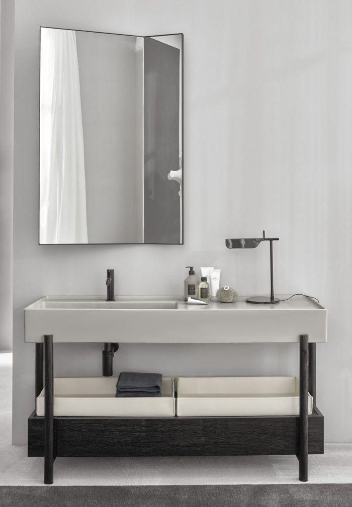 Waschtischkonsole Cielo Waschtischkonsole Waschbecken Badewanne